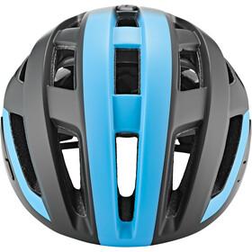 MET Vinci MIPS Helm, black/shaded cyan matte